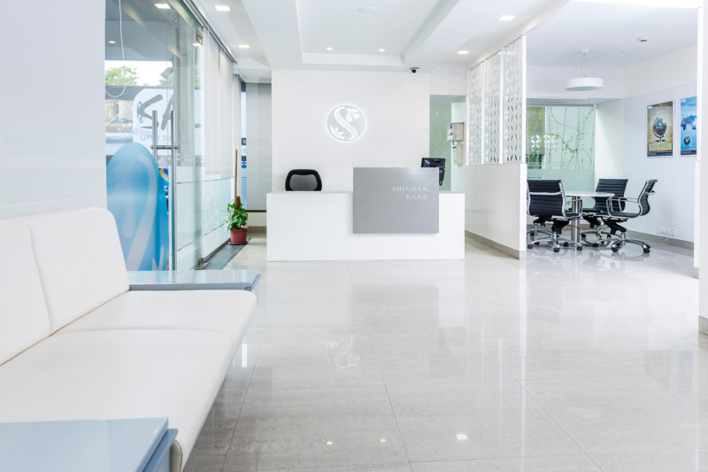 Shinhan Bank, Pune