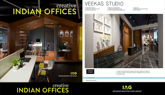 Creative Indian Offices: Interior Architecture Group (AIG)